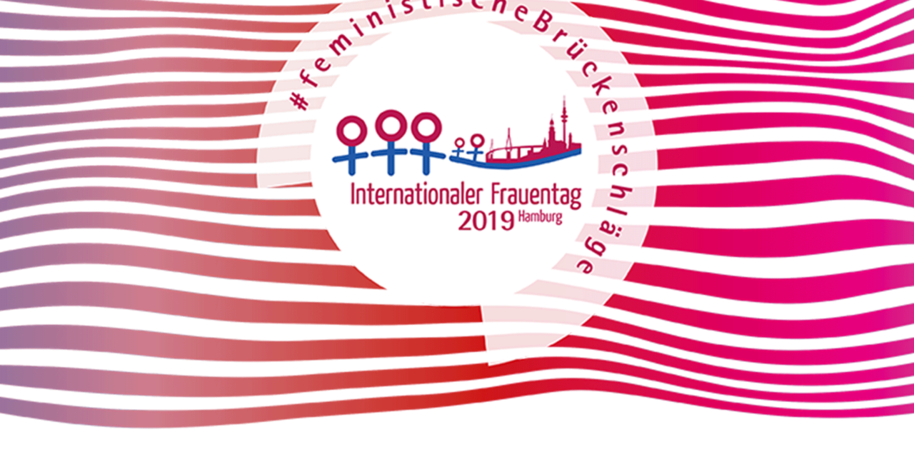 Internationaler Frauentag in Hamburg