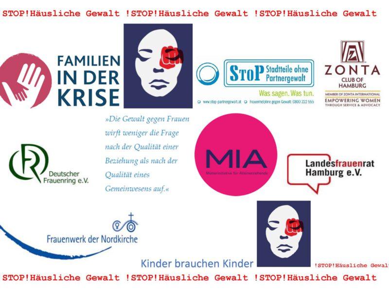 Gewalt an Frauen sichtbar machen, stoppen und bekämpfen!