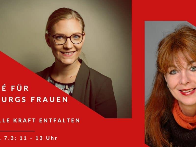 Parité für Hamburgs Frauen – Die volle Kraft entfalten