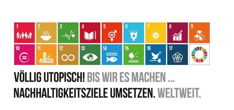 9. Hamburger Ratschlag zur Umsetzung der UN-Agenda 2030 für Nachhaltigkeitsentwicklung - Wir sind dabei!