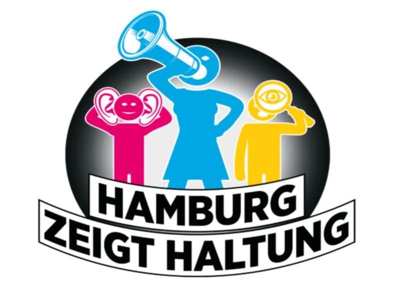 Hamburg zeigt Haltung