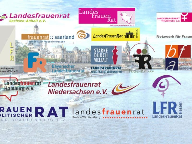 23. Konferenz der Landesfrauenräte