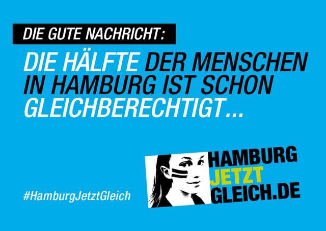 Koalitionsverhandlungen  – #Hamburg im Blick, Frauen im Fokus
